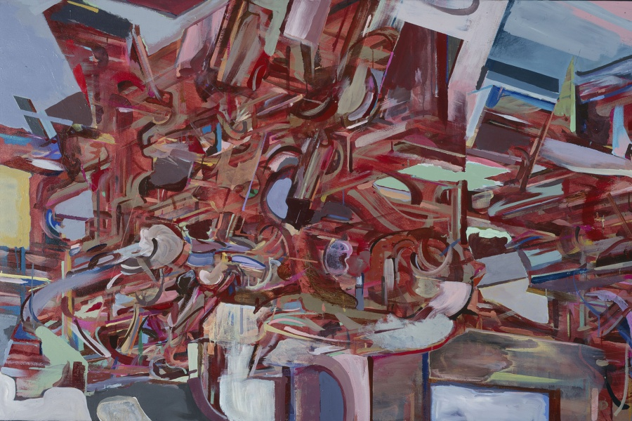 Region 40, 2001, detail